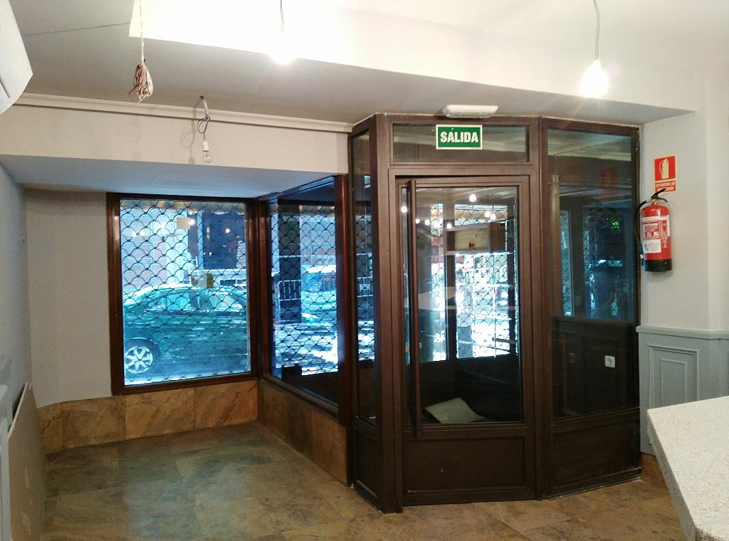Local comercial en alquiler en calle Carlos Martin Alvarez, Palomeras Bajas en Madrid - 209630362