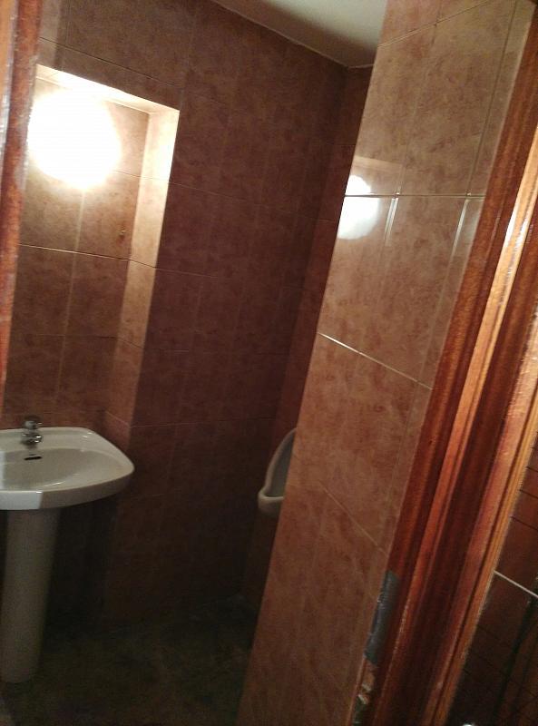 Baño - Local comercial en alquiler en calle Carlos Martin Alvarez, Palomeras Bajas en Madrid - 209721499