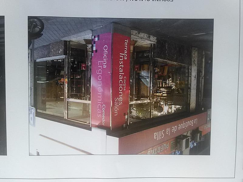 Fachada - Local comercial en alquiler en calle Alcala, Ventas en Madrid - 211919048
