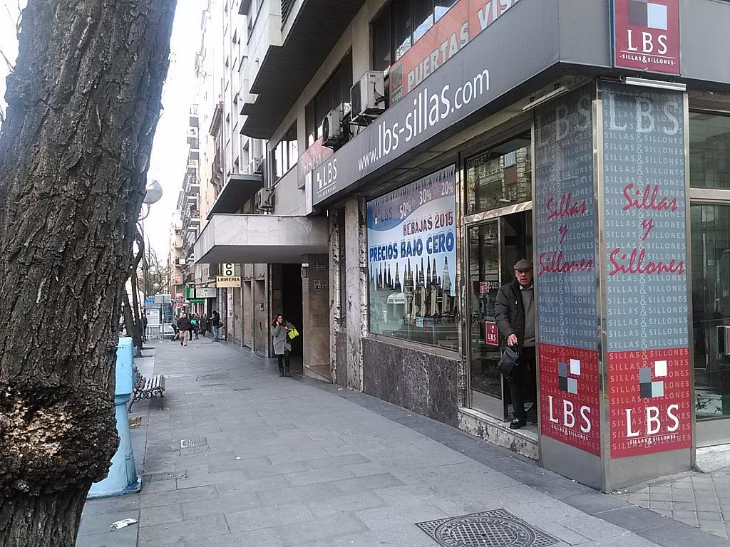 Fachada - Local comercial en alquiler en calle Alcala, Ventas en Madrid - 211919060