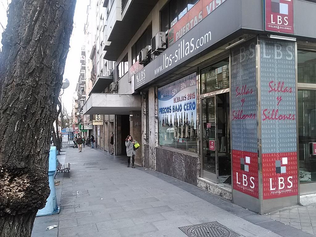 Fachada - Local comercial en alquiler en calle Alcala, Ventas en Madrid - 211919063