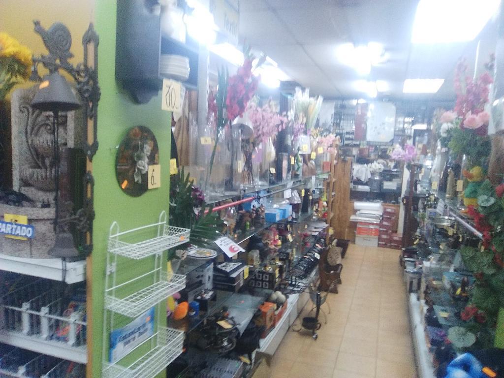 Detalles - Local comercial en alquiler en calle Carlos Martin Alvarez, Palomeras Bajas en Madrid - 216848348