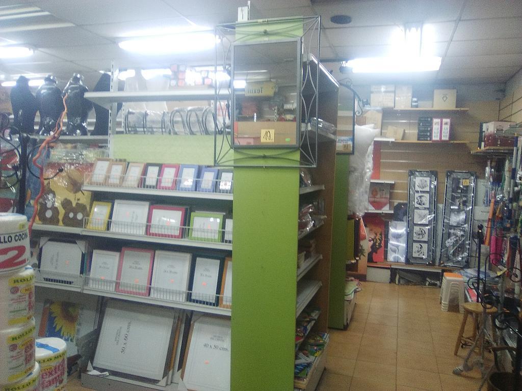 Detalles - Local comercial en alquiler en calle Carlos Martin Alvarez, Palomeras Bajas en Madrid - 216848367