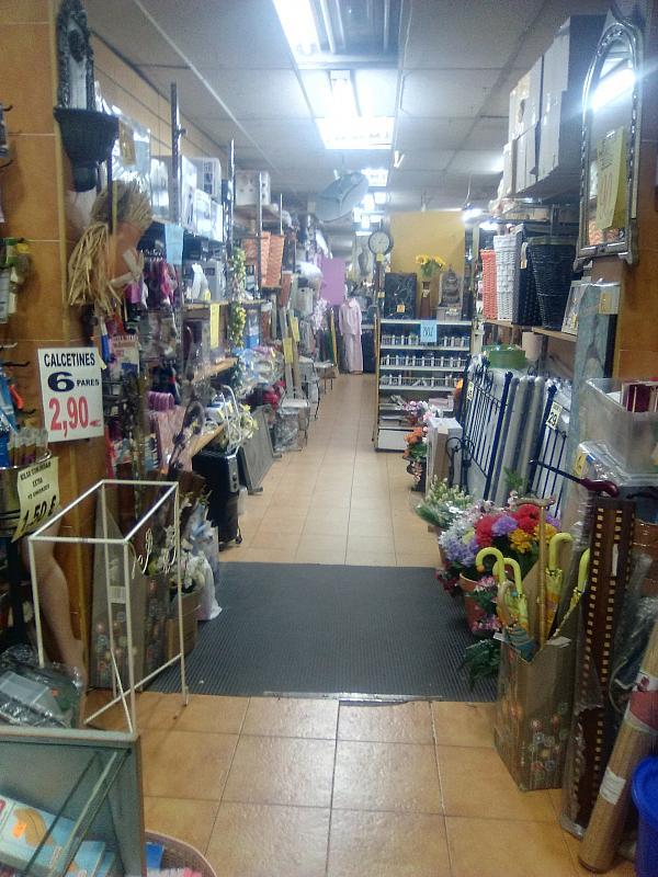 Detalles - Local comercial en alquiler en calle Carlos Martin Alvarez, Palomeras Bajas en Madrid - 216848465
