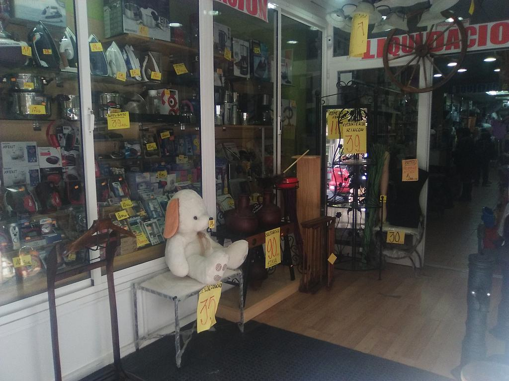 Detalles - Local comercial en alquiler en calle Carlos Martin Alvarez, Palomeras Bajas en Madrid - 216848477