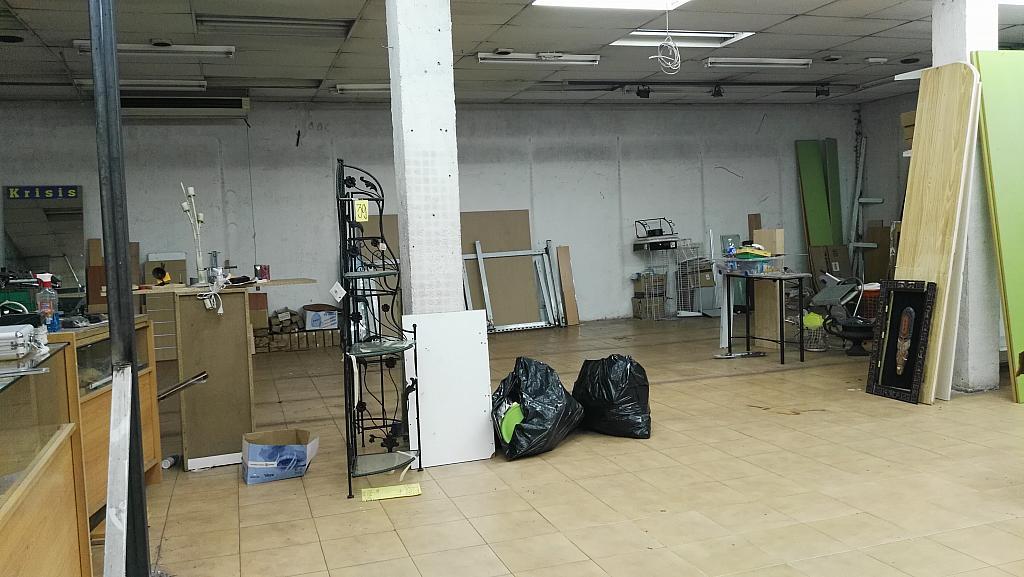 Detalles - Local comercial en alquiler en calle Carlos Martin Alvarez, Palomeras Bajas en Madrid - 287733440