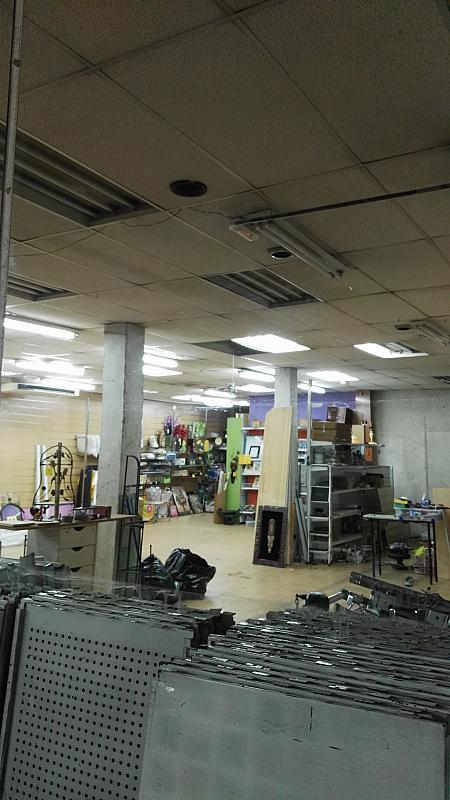 Detalles - Local comercial en alquiler en calle Carlos Martin Alvarez, Palomeras Bajas en Madrid - 287733441