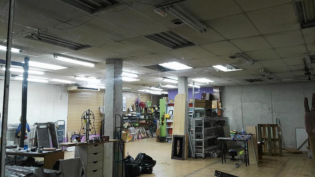 Detalles - Local comercial en alquiler en calle Carlos Martin Alvarez, Palomeras Bajas en Madrid - 287733443