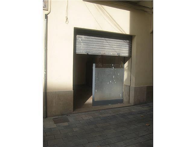 Local comercial en alquiler en Valls - 321758945