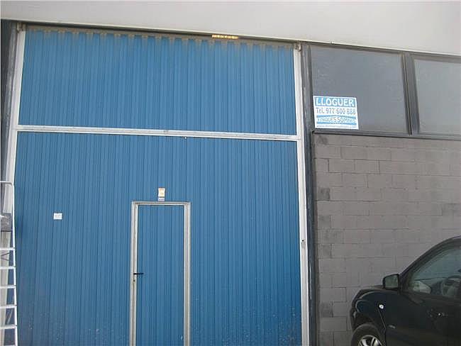 Nave industrial en alquiler en Rodonyà - 321758501