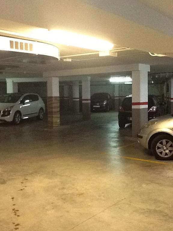 Imagen del inmueble - Garaje en alquiler en calle Onze Setembre, Gelida - 226134927