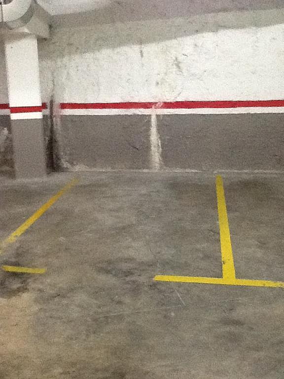 Imagen del inmueble - Garaje en alquiler en calle Onze Setembre, Gelida - 226134939