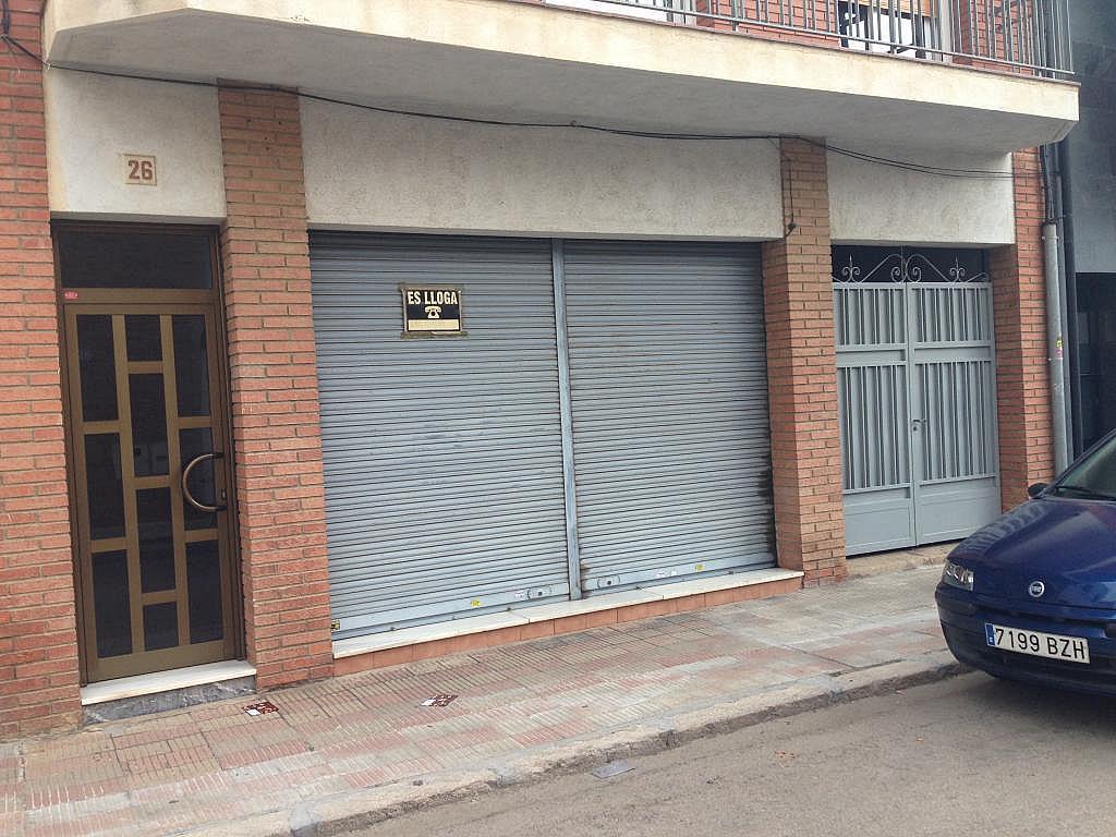 Imagen del inmueble - Local comercial en alquiler en calle Puntaires, Pineda de Mar - 226136061