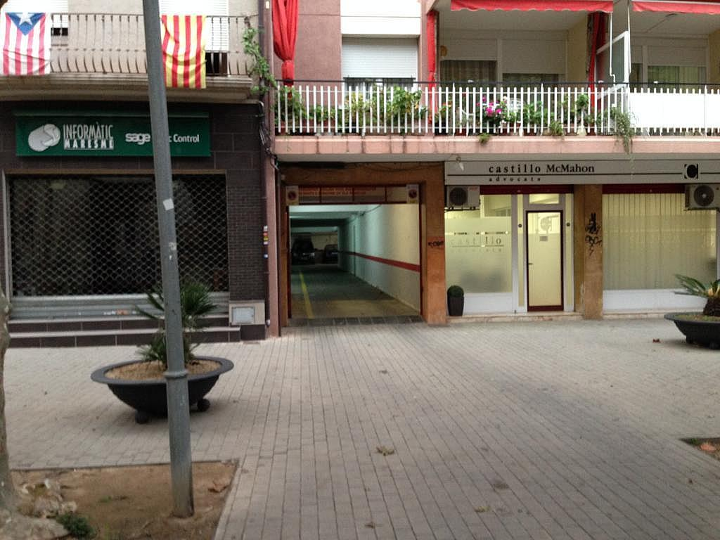 Imagen del inmueble - Garaje en alquiler en calle De Mar, Pineda de Mar - 226136100