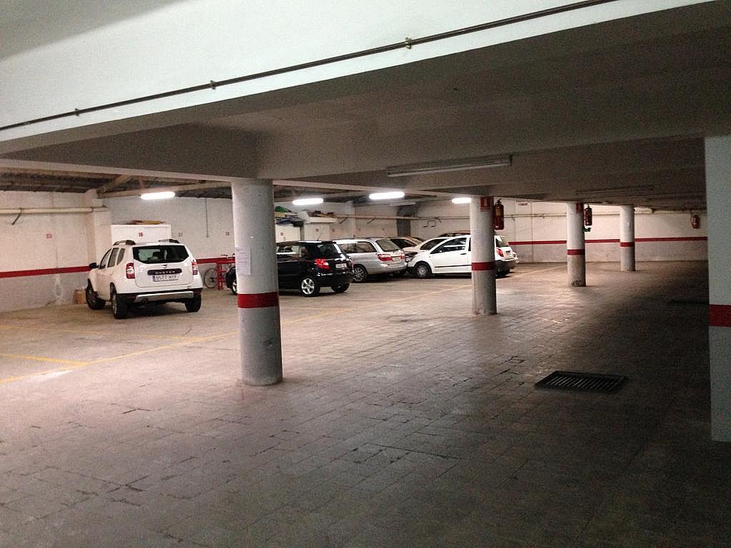 Imagen del inmueble - Garaje en alquiler en calle De Mar, Pineda de Mar - 226136115