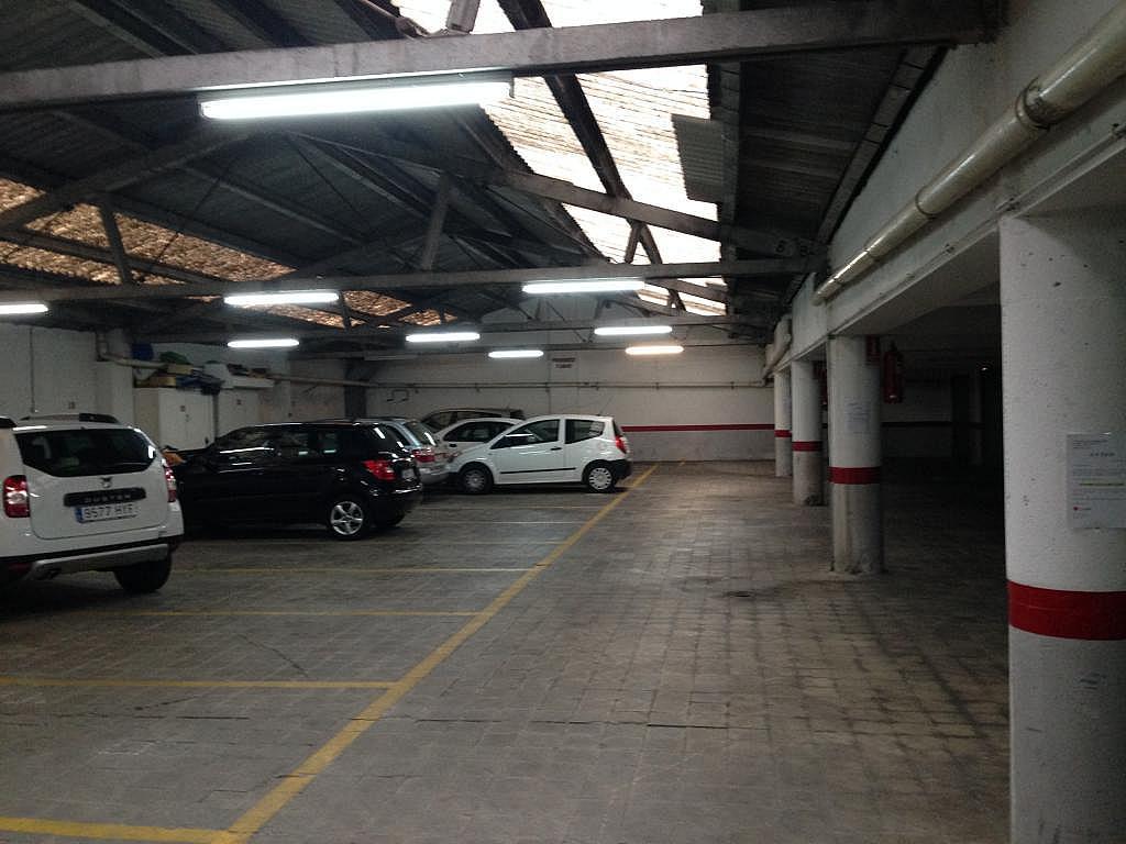 Imagen del inmueble - Garaje en alquiler en calle De Mar, Pineda de Mar - 226136121