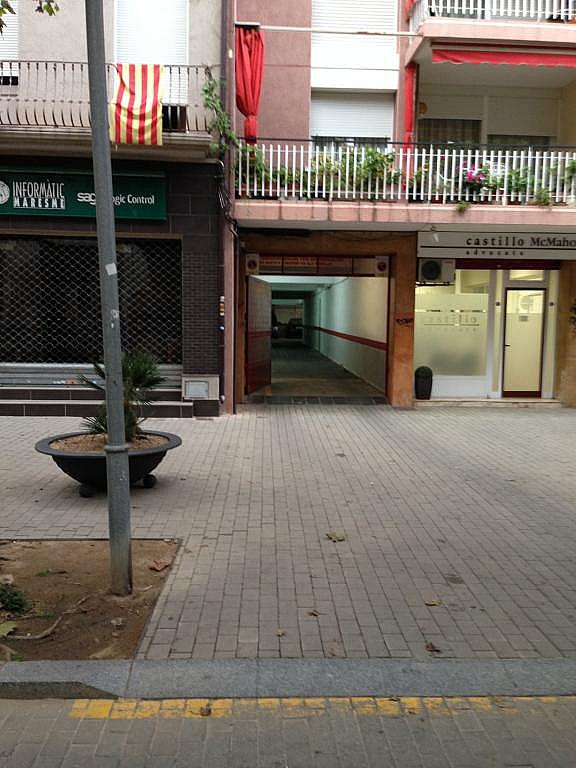 Imagen del inmueble - Garaje en alquiler en calle De Mar, Pineda de Mar - 226136166