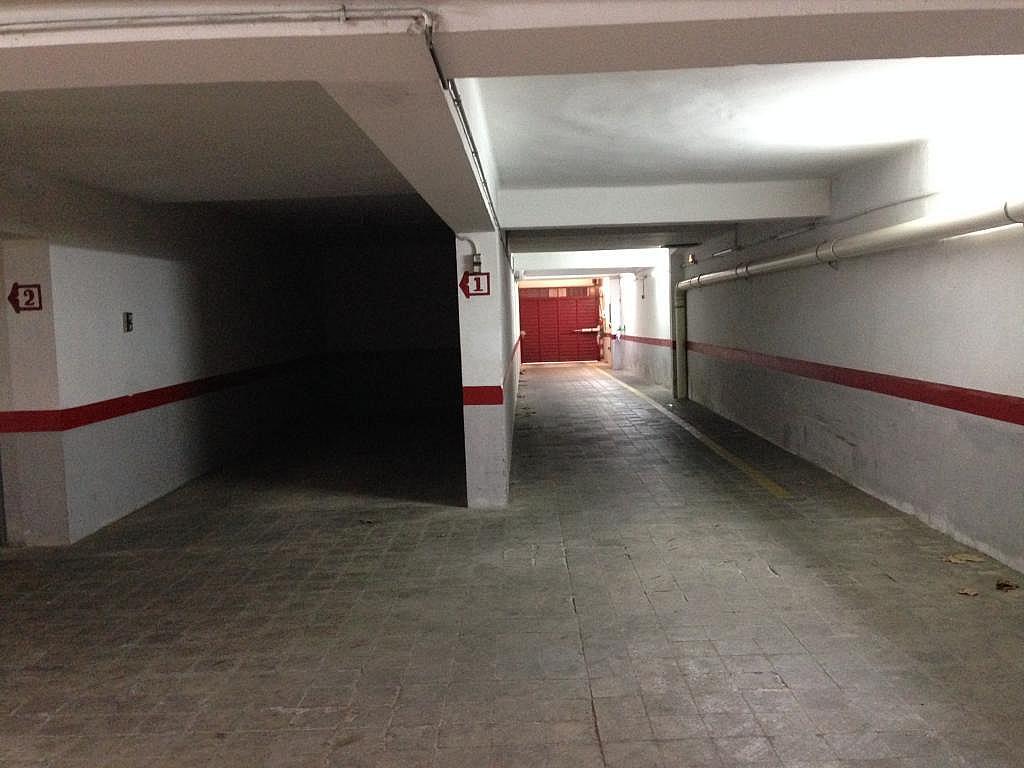 Imagen del inmueble - Garaje en alquiler en calle De Mar, Pineda de Mar - 230912843