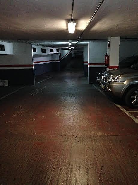 Imagen del inmueble - Garaje en alquiler en calle Rocafort, Les corts en Barcelona - 226137786