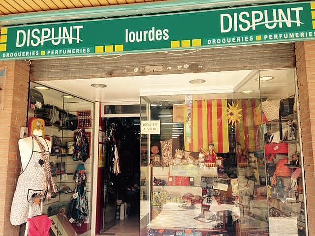 Imagen del inmueble - Local comercial en alquiler en calle Esglesia, Santa Coloma de Cervelló - 226141146