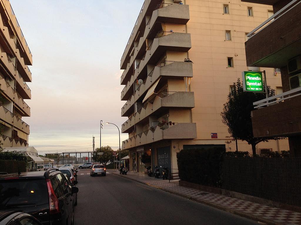 Imagen del inmueble - Garaje en alquiler en calle De Lesglésia, Pineda de Mar - 228352071