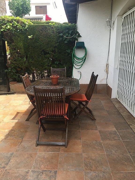 Terraza - Casa adosada en alquiler en carretera Barcelona, Segur de Calafell - 315305114