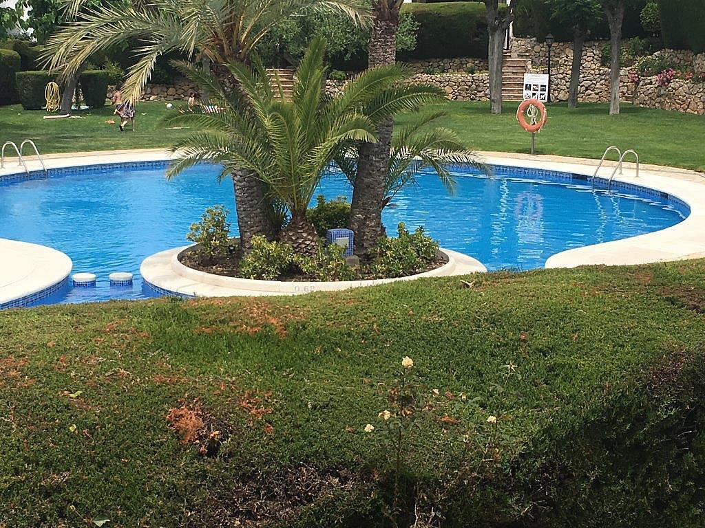 Piscina - Casa adosada en alquiler en carretera Barcelona, Segur de Calafell - 315305142