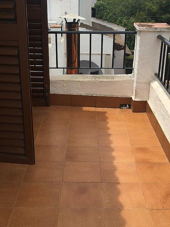 Terraza - Casa adosada en alquiler en carretera Barcelona, Segur de Calafell - 315305249
