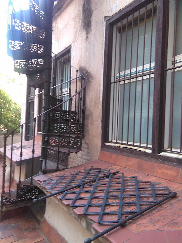 Patio delantero - Local en alquiler en calle Ample, El Gótic en Barcelona - 290277302