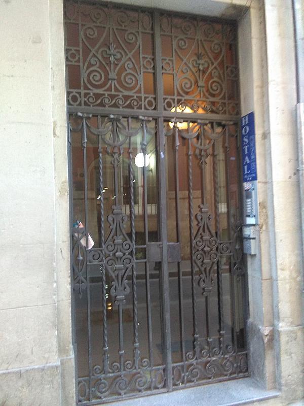 Fachada - Local en alquiler en calle Ample, El Gótic en Barcelona - 290277495
