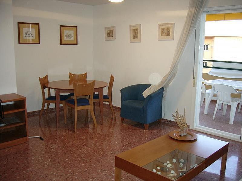 Piso en alquiler opción compra en calle Camp de Morvedre, Playa de Gandia en Gandia - 124578244