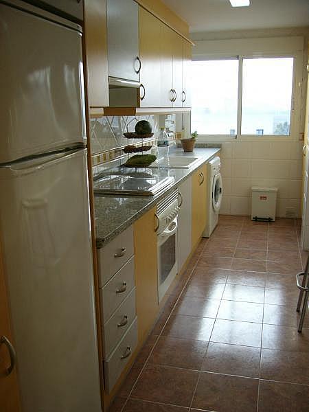 Piso en alquiler opción compra en calle Camp de Morvedre, Playa de Gandia en Gandia - 124578271