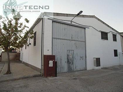 Nave industrial en alquiler en Valdemoro - 217406092