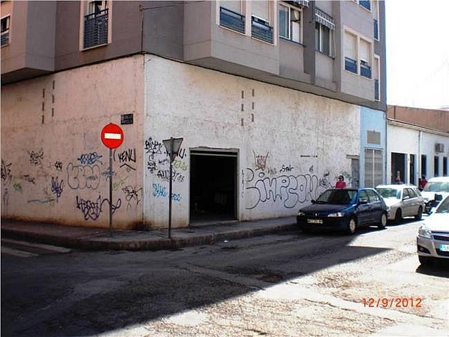 Local comercial en alquiler en Barrio Peral-San Félix en Cartagena - 308750027