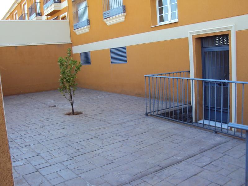 Fachada - Piso en alquiler en calle Francisco Quevedo, Almendralejo - 119303287