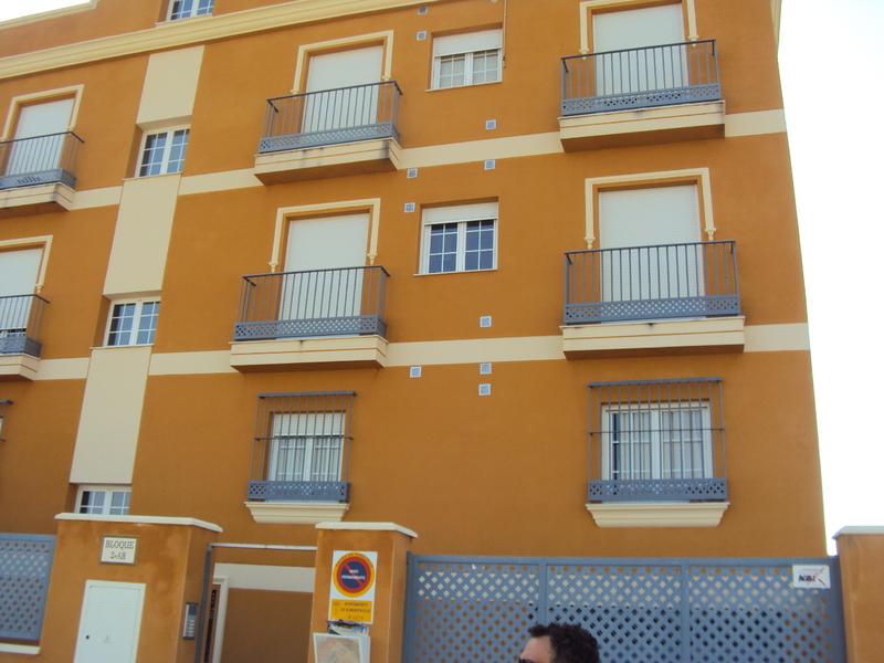 Fachada - Piso en alquiler en calle Francisco Quevedo, Almendralejo - 119303304