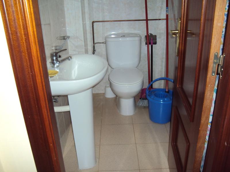 Baño - Piso en alquiler en calle Giovanni Gritti, Almendralejo - 119155088