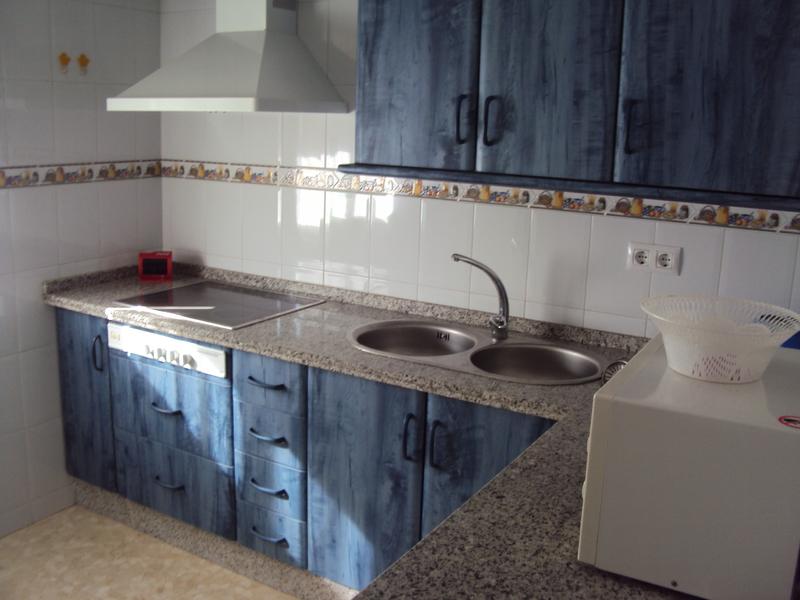 Cocina - Piso en alquiler en calle Giovanni Gritti, Almendralejo - 119155115