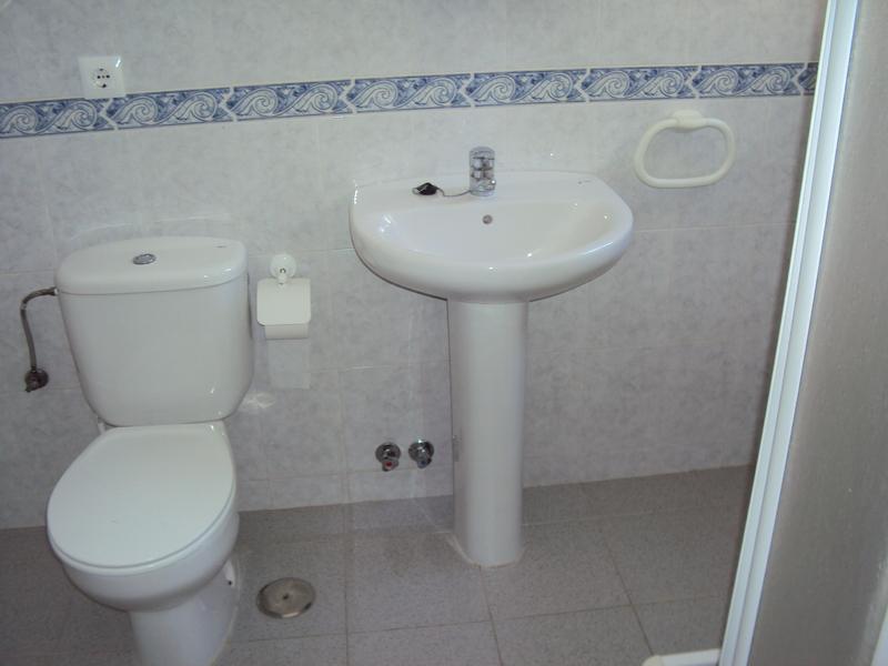 Baño - Piso en alquiler en calle Giovanni Gritti, Almendralejo - 119155135