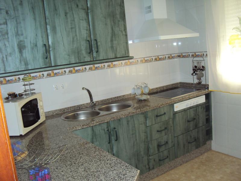 Cocina - Piso en alquiler en calle Giovanni Gritti, Almendralejo - 119155655