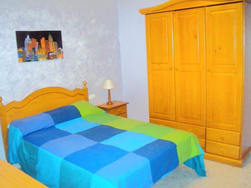 Dormitorio - Piso en alquiler en calle Giovanni Gritti, Almendralejo - 119155676