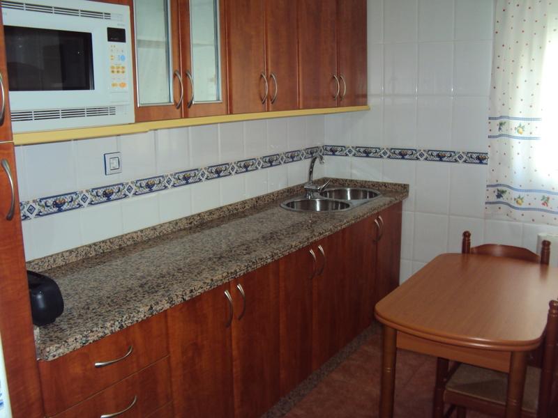 Cocina - Piso en alquiler en calle Pedro Navia, Almendralejo - 119372600