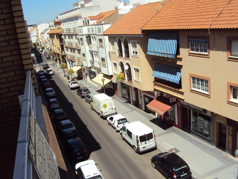Vistas - Piso en alquiler en calle Pedro Navia, Almendralejo - 119373045