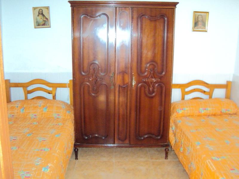 Dormitorio - Casa en alquiler en calle Eugenio Hermoso, Almendralejo - 119587467