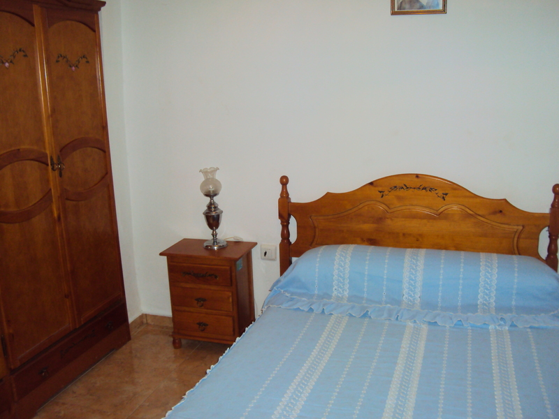 Dormitorio - Casa en alquiler en calle Eugenio Hermoso, Almendralejo - 119587469