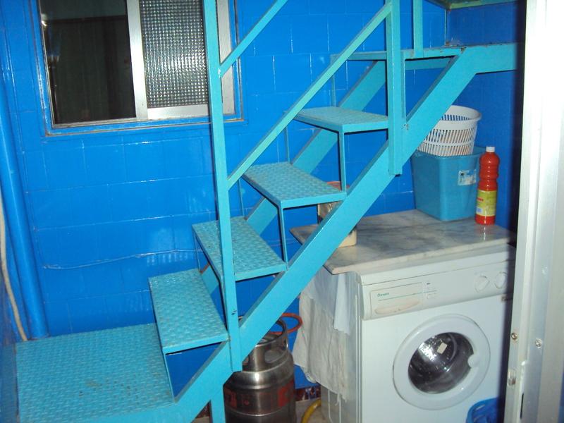 Patio - Casa en alquiler en calle Eugenio Hermoso, Almendralejo - 119587539