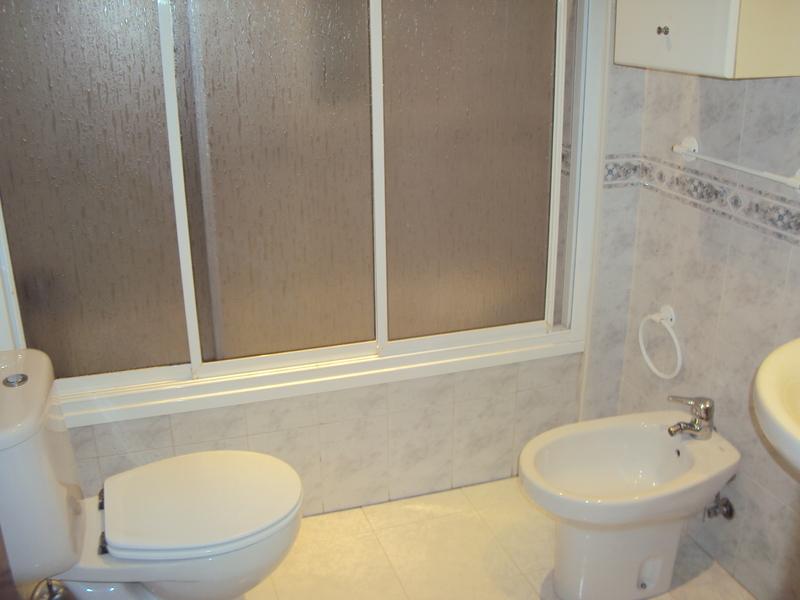 Baño - Piso en alquiler en calle Antonio Rodriguez Moñino, Almendralejo - 119711315
