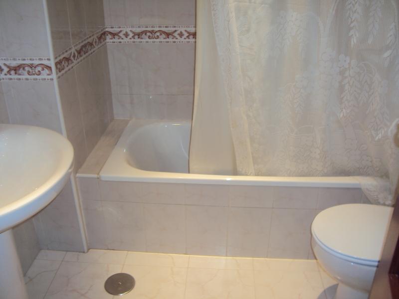 Baño - Piso en alquiler en calle Antonio Rodriguez Moñino, Almendralejo - 119711375