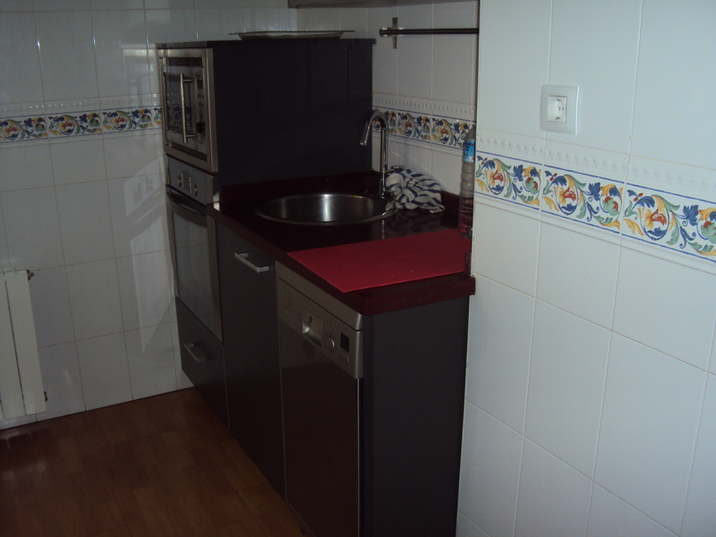 Cocina - Piso en alquiler en calle Jerez, Almendralejo - 120370795