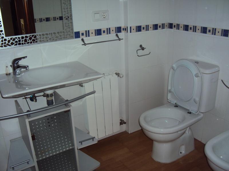 Baño - Piso en alquiler en calle Jerez, Almendralejo - 120370883